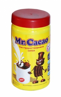 "Какао растворимый ""MR. CACAO"""